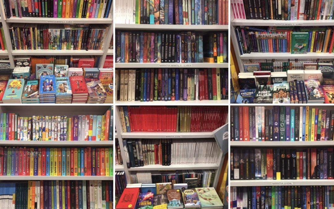 Lo que he aprendido como librera, lo que ya sabía y lo que me queda por aprender